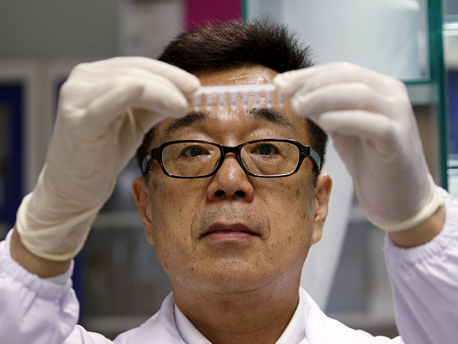 Confirma China primer caso de zika
