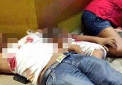 Tres detenidos por el asesinato de un bebé de 7 meses y sus papás en Oaxaca