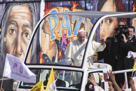 Pide papa en Ecatepec hacer de México una tierra que no llore a jóvenes muertos en manos de traficantes