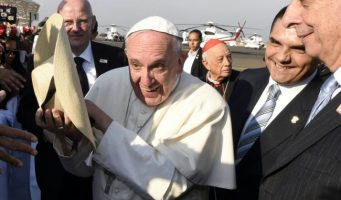 Las 10 frases del papa Francisco que han marcado su visita a México