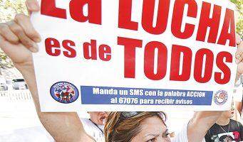 Latinos votantes en EU no apoyan a Donald Trump
