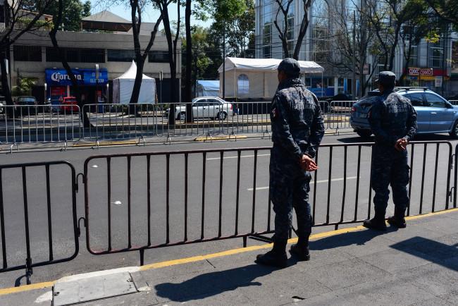 México lanza el operativo más grande del siglo por la visita papal