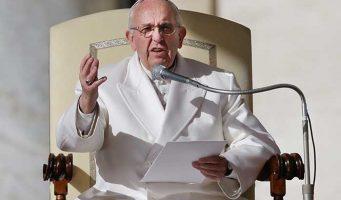 Papa Francisco envía condolencias a familiares de víctimas de penal de Topo Chico