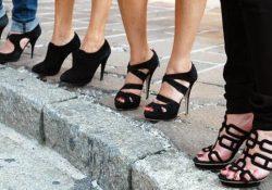 Suprime Municipio tacones en caminata en favor de los derechos de la mujer