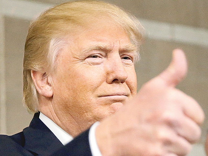 (VIDEO) Gana Trump las primarias en Nevada y lo festeja al grito de ¡ México !