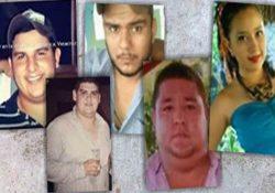 El perfil de los cinco jóvenes a los que la Policía Estatal desapareció en Tierra Blanca