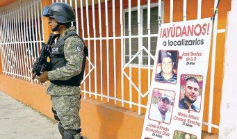 Indaga PGR la desaparición de 165 personas en Verazcruz a manos del crimen organizado