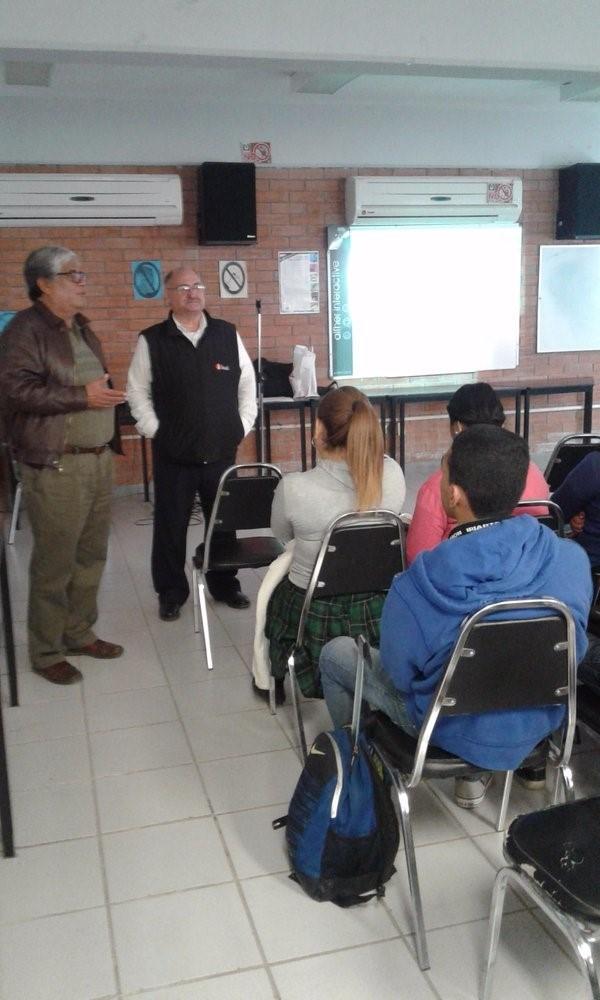 ICAI continúa capacitando a CECyTEC de General Cepeda