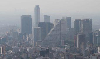 Emiten alerta por contingencia ambiental en la CDMX
