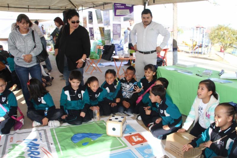 Celebran en Saltillo el Día Mundial del Agua