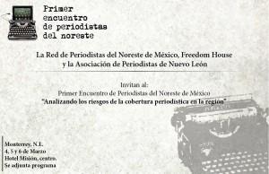 Primer Encuentro Periodistas