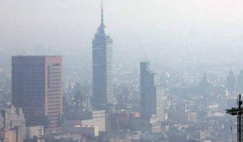 Levantan contingencia tras tres días de mala calidad del aire en la CDMX
