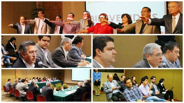 Sesiona el Consejo Promotor de Transparencia en la Educación