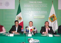 Será Coahuila sede del tercer foro sobre el uso de la marihuana