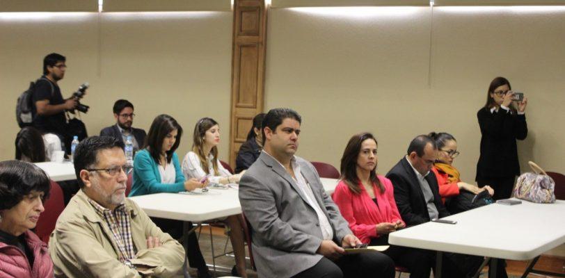 Sociedad Civil del estado recibe talleres nacionales de gobierno abierto