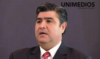 Nombran a José Luis Chapa nuevo Comisionado de Seguridad Pública