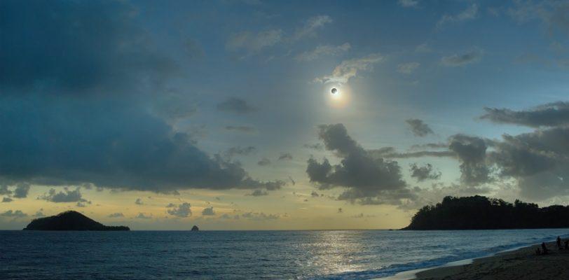 La NASA transmitirá en vivo  eclipse total de sol
