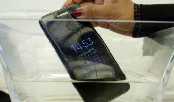 ¿Qué celular resiste mejor los golpes y el agua? Samsung S7 vs. iPhone 6S