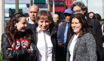 Usuarios de twitter piden regreso de Carmen Aristegui a radio