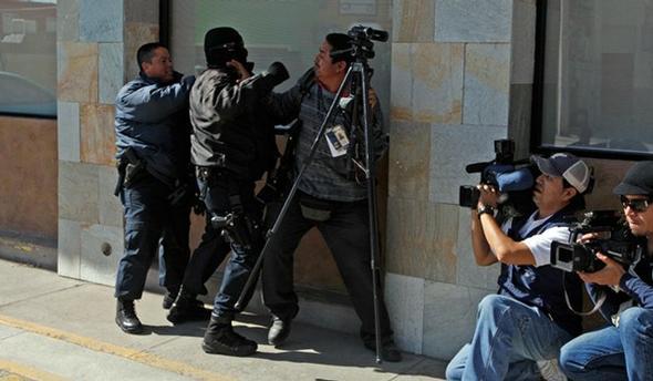 El 2015 fue el año más violento contra la prensa en México
