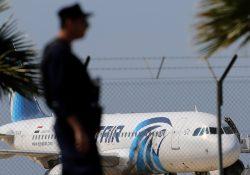 Pasajero egipcio secuestra avión de EgyptAir; el hecho termina sin incidentes en Chipre