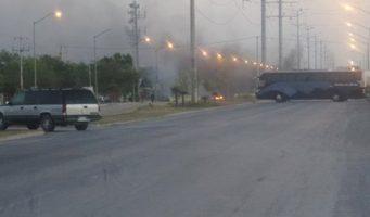 Regresan las balaceras y bloqueos a Reynosa Tamaulipas