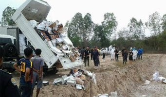 Confisca Interpol 10 mil toneladas de comida adulterada en 57 países