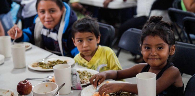 SEDESOL alista cambios en el programa de comedores comunitarios para combatir el hambre