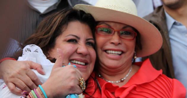 Muere hija de Elba Esther Gordillo; permiten que la ex líder del SNTE vaya al funeral
