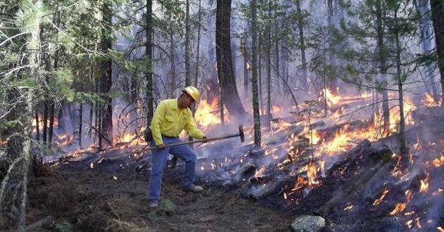 Emiten alerta sobre posibles incendios en Nuevo León, por sequía