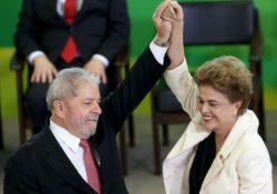 Juez suspende de forma cautelar el nombramiento de Lula como ministro