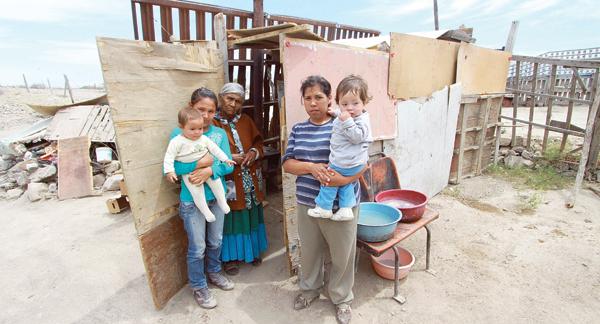 AUDIO: Funcionarios de Coahuila manipulan a la gente para decir que no tienen hambre