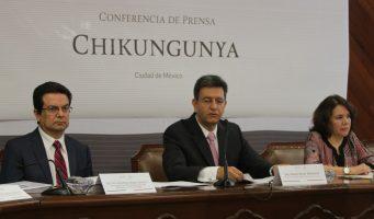 Gasta SS más de 857 millones de pesos en campaña contra Chikungunya