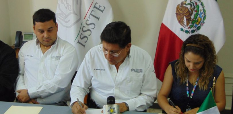 Firma ISSSTE Coahuila convenio con Senda para traslado de pacientes