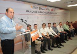 Anuncian nueva inversión en Torreón