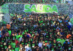Más de 12 mil personas corren Actívate Coahuila Infantil