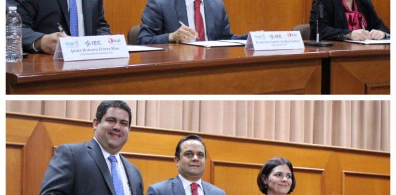ICAI firma convenio de colaboración con el IEC