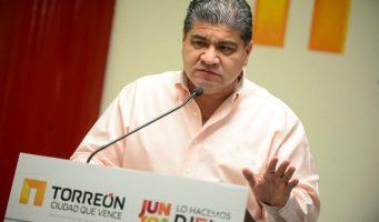 Por incosteable, solicita alcalde de Torreón desaparecer fideicomiso de Seguridad