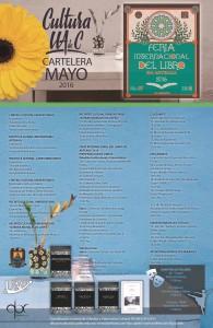cartelera mayo