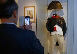 FOTOGALERÍA: Recrean el último hogar de Napoleón en el exilio
