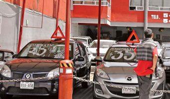 Se dispara venta de autos usados; la demanda crece 10 por ciento