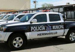 VIDEO: CEDH de Hermosillo exhibe e investiga a policías golpeadores