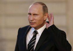 Vladimir Putin acusa a EU de estar detrás de #PanamáPapers