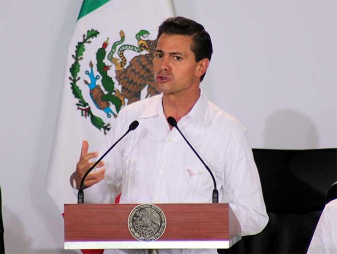 Entregará EPN infraestructura vial en Baja California