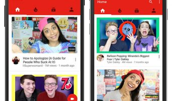 Así es como YouTube quiere evitar que salgas de su plataforma