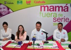 """Lanzan convocatoria a presea """"Mamá Fuera de Serie"""""""