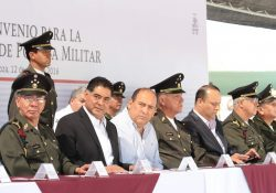 Construirán cuartel militar en San Pedro, Coahuila