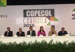 Comisionado Presidente del ICAI participa en la Octava Asamblea Plenaria de laCOPECOL