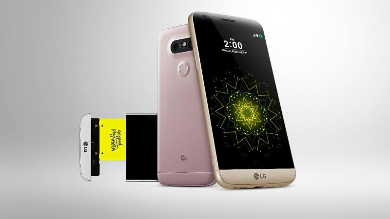 LG presenta su primer smartphone modular, el LG G5