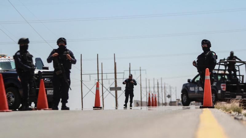 Chihuahua , Sinaloa y Aguascalientes, con mayor percepción de inseguridad